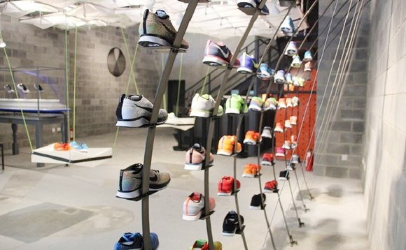 Nike is supporting industry efforts to cut fashion's footprint