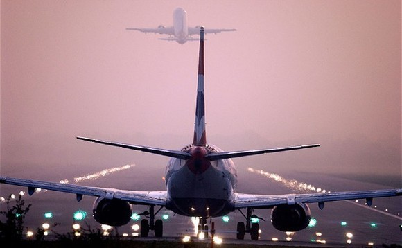 Aviation represents a large and growing segment of global greenhouse gas emissions