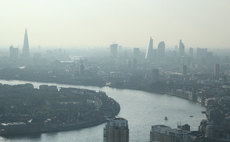 Mayor Boris 'lucky' to score C-minus for London's air quality