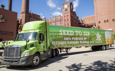 How Anheuser-Busch plans to sustainably ship cold beer around the US