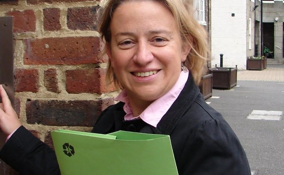 Natalie Bennett led the Green Party between 2012 and 2016