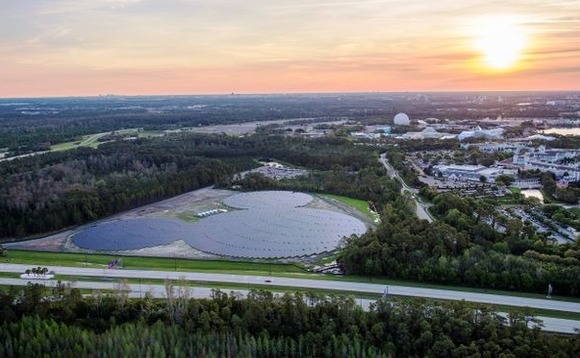 Green energy dreams come true at Disney World with unveiling of Mickey Mouse-shaped solar farm