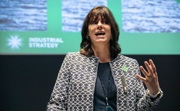 Claire Perry O'Neill's future as COP26 President looks set to rest on the outcome of the General Election | Credit: Tom Nicholson / Incisive Media