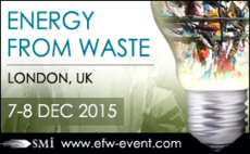 SMi's 8th annual conference - Energy from Waste