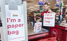 Paper v plastic: Iceland to trial first plastic bag-free store in London