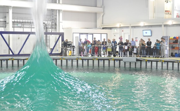 Could FloWave's ocean simulator help turn the tide for the marine energy industry