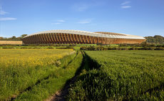Forest Green Rovers given go-ahead for 'greenest football stadium in the world'