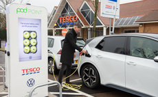 Triodos to finance Pod Point EV supermarket charging roll out