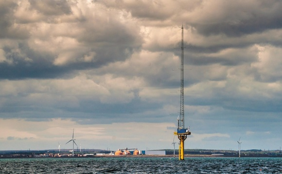 Blyth offshore wind demonstration site