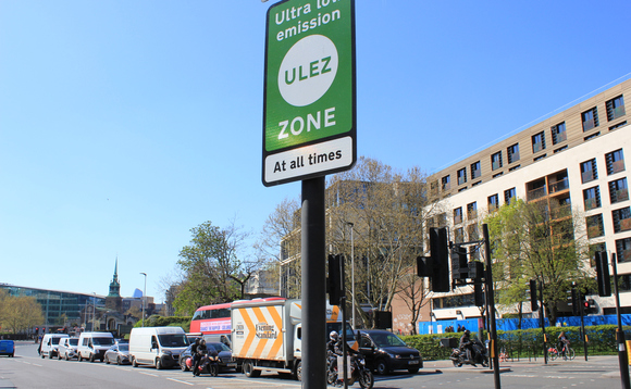 London's Ultra Low Emission Zone is set to be expanded and strengthened