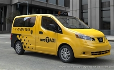 Nissan wins £600m contest to make over New York taxis
