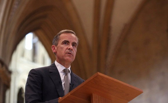The global Taskforce has been launched by former Bank of England Governor Mark Carney