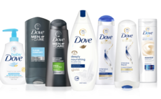 Dove cleans up its packaging with 100 per cent recycled plastic pledge