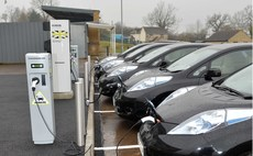 Chancellor charges up electric car market with £390m funding push