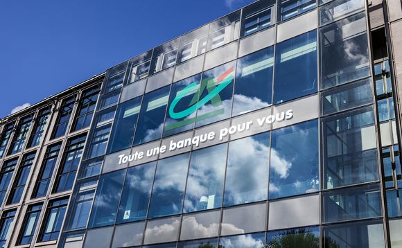 Credit Agricole's headquarters in France | Credit: CA SAfr