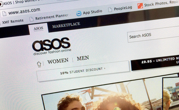 ASOS claims to have cut its emissions intensity while growing its business