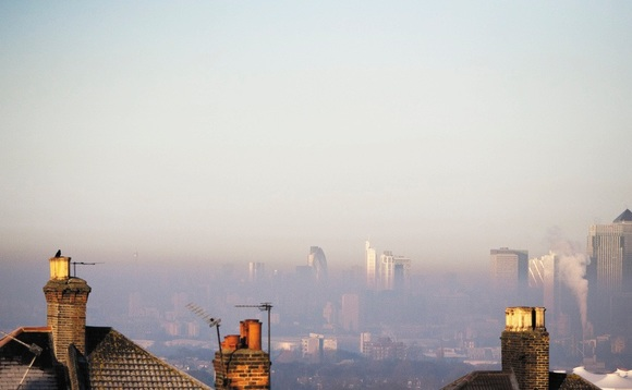EU Commission unveils 2030 air pollution package