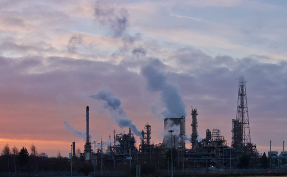 Saltend Chemicals Park in Hull, where Equinor plans to develop a low carbon hydrogen production plant | Credit: Paul Harrop