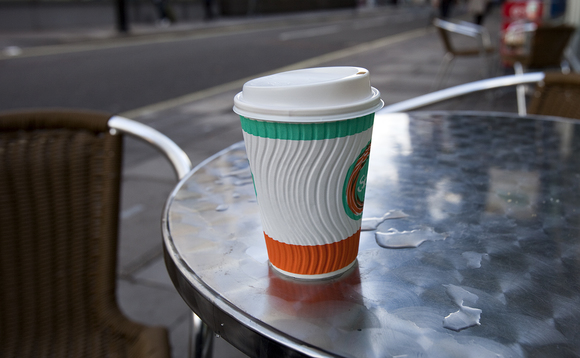 UK opens 'world's first' coffee cup recycling plant