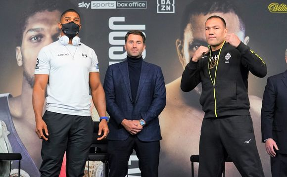 In the green corner: Joshua vs Pulev world title fight hooks top Albert sustainability rating