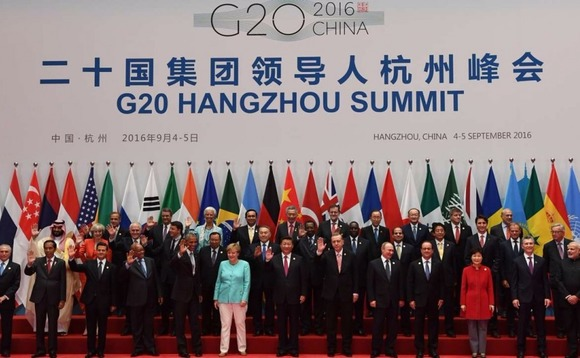 G20 vows to scale up green financing in pursuit of 'cleaner energy future and sustainable energy security'