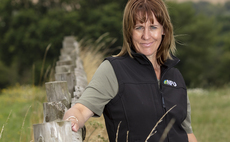 Minette Batters was elected the NFU's first female President in 2018 | Credit: NFU