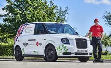 DPD to trial London EV Company's new 'range-extending' electric van