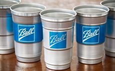Greener parties: Ball Corp unveils first aluminium cup in bid to cut plastic waste