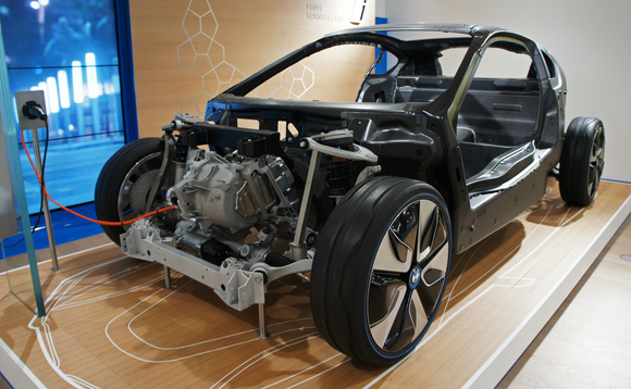 A BMW i8 that contains Li-Ion batteries | Credit: Wikimedia Commons