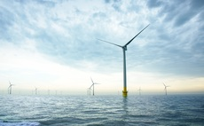 Vattenfall's 49.5MW Kentish Flats offshore wind farm | Credit: Vattenfall