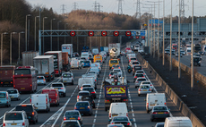Road traffic remains one of the UK's biggest CO2 emitters