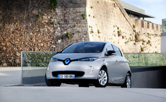 The Renault Zoe appeciated in value between 2017 and 2019, CarGuru found