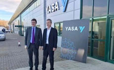 YASA cuts ribbon on Oxford EV electric motor factory
