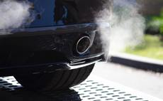 Diesel exhaust contains toxic nitrous oxide emissions