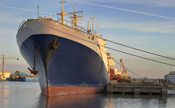 Shipping accounts for around 2-3 per cent of global greenhouse gas emissions