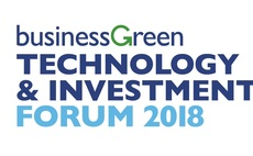 BusinessGreen Technology and Investment Forum 2018: Last chance to register