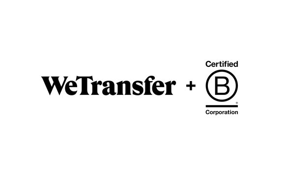 WeTransfer shares B Corp announcement