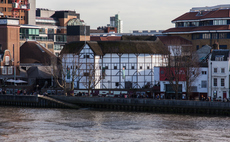 Shakespeare's Globe is among the first businesses signing up to a new initiative to cut the energy use of London businesses
