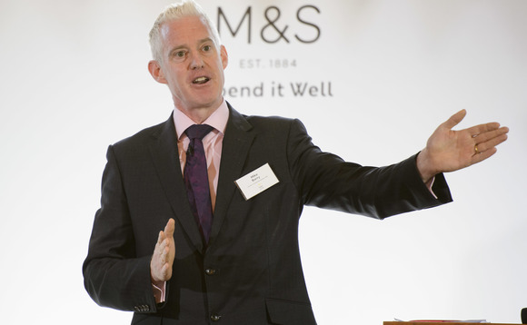 Mike Barry, director of sustainable business at M&S