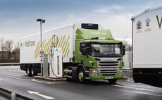 Waitrose low emission gas trucks to refuel at new biomethane station