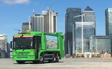 Greenwich re-powers rubbish collection with 'world's first' electric bin lorry