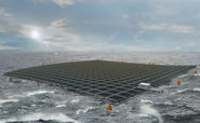 Oil giants team up to float coastal solar vision