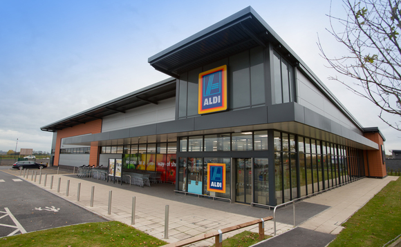 The German retailer claims it is now carbon neutral in the UK and Ireland | Credit: Aldi