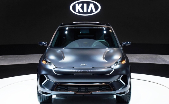 Kia revs up electric vehicle push