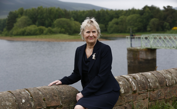 Roseanna Cunningham is in charge of Scotland's climate change strategy | Credit: Scottish Government