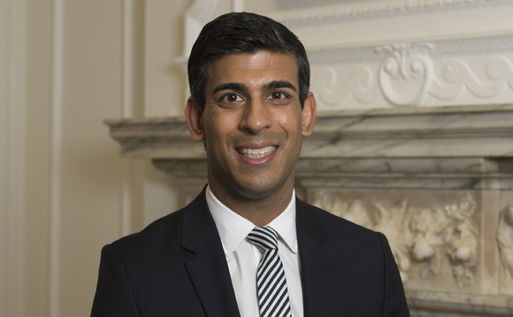 Rishi Sunak took over as Chancellor last month | Credit: MHCLG