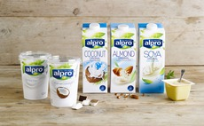 How Alpro plans to milk the plant-based diets trend