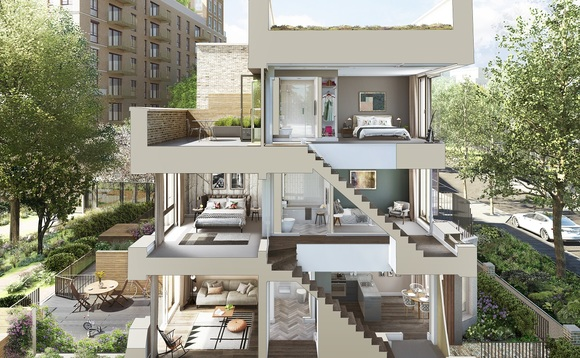 Lendlease's low-energy Futurehome concept design