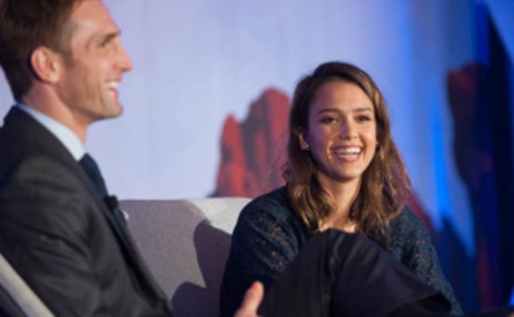Jessica Alba, sustainability entrepreneur, calls honesty the best policy