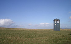 Is the Tardis about to become solar-powered?